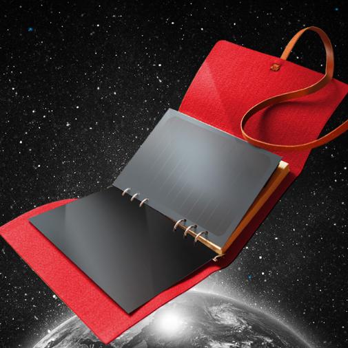 壮艺低碳未来 智能笔记本