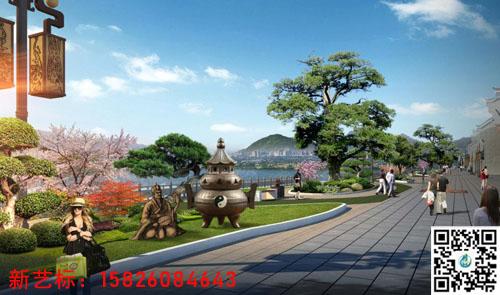 新艺标环艺 四川景区爆点策划 重庆景区升级设计