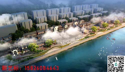 新艺标环艺 重庆智慧旅游规划 云南景区亮点策划