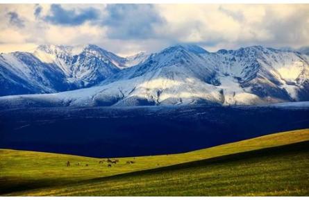什么时候新疆天山环线最美景合适?