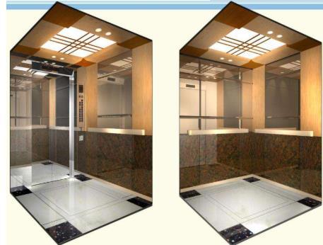 日立电梯乘客电梯全系列产品