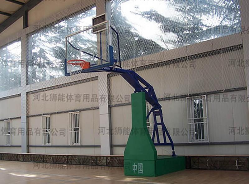 篮球架不同种类的特点