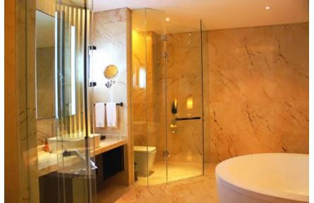酒店的玻璃为什么要设计透明的?