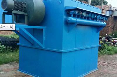 环保布袋除尘器 环保定制 工业粉尘收集器