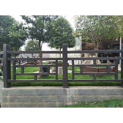 仿木栏杆公司 仿木栏杆 菁致仿木制品