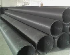 湖北龙康排水系统有限公司中空缠绕井筒管
