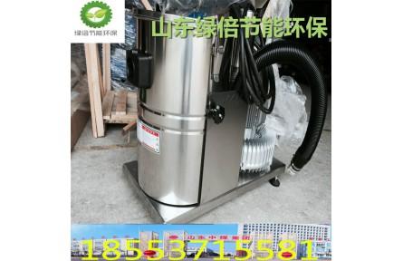 青岛纺织厂李经理购进用吸玻璃纤维工业吸尘器10台
