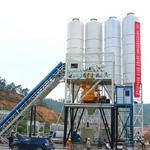厂家折扣销售大中小型建筑工地专用混凝土搅拌站HZS90