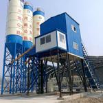 HZS60混凝土搅拌站工厂直销60站混凝土搅拌机