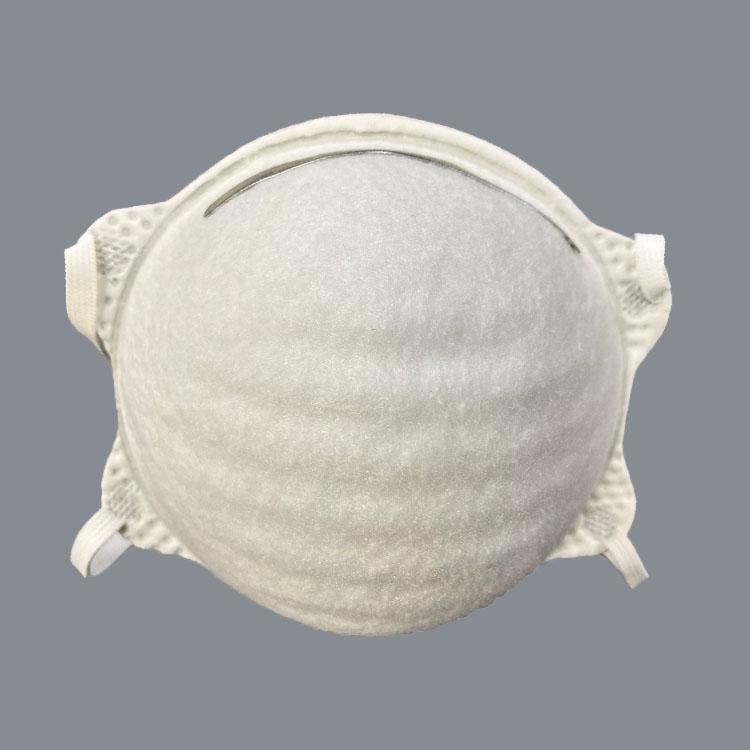杯型口罩白板口罩工厂直发 成人杯形n95口罩直销