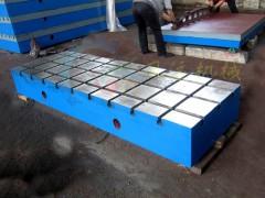 专业生产铸铁平台_研磨铸铁平台_铸铁钳工平台_焊接平台销售