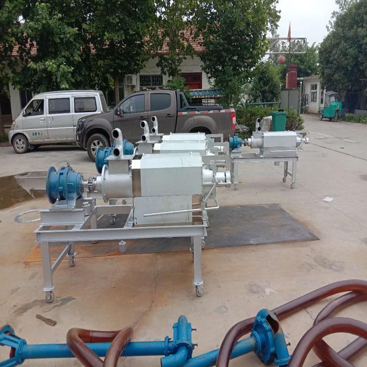 猪粪脱水机生产供应质量保证