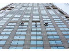 白云区商场高楼大厦高空外墙清洗价格,白云区清洁公司
