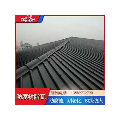 结力塑料瓦 波浪瓦 安徽合肥塑料厂房瓦耐低温规格多