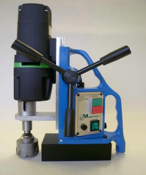 MD50磁座钻,钢板钻,两档变速,具有强吸附力