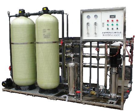 东莞市纯净水生产工艺