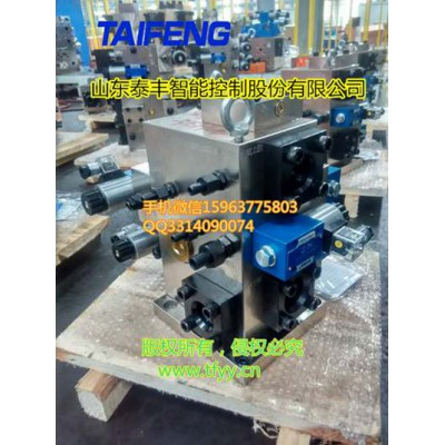 THP10-10000T万吨框架液压机二通插装阀泰丰生产