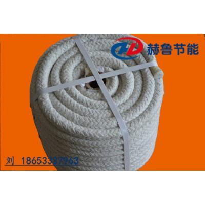 窑炉烟道密封绳工业窑炉烟道密封隔热盘根陶瓷纤维绳