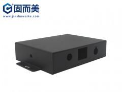 DTU模块外壳串口服务器外壳定制金属外壳设计定制钣金加工