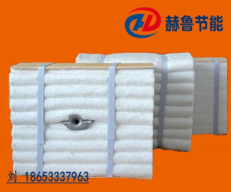 陶瓷纤维耐火棉块硅酸铝耐火保温棉块陶瓷纤维折叠块
