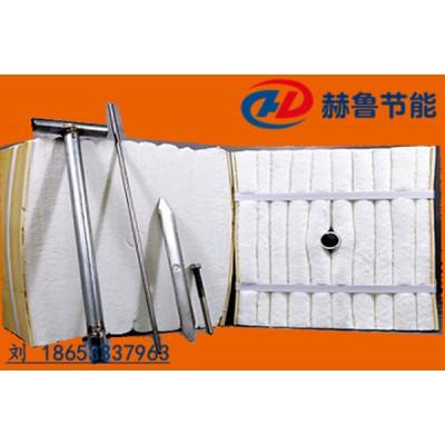 耐火纤维模块硅酸铝纤维折叠块耐高温耐火保温块