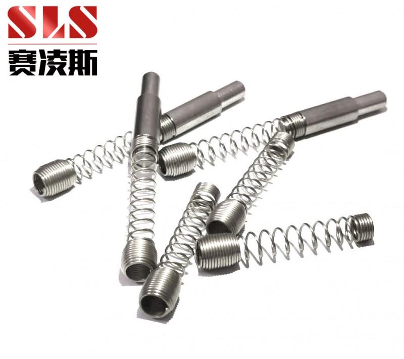 湖北赛凌斯幕墙弹簧插销 不锈钢弹簧销钉 铝型材横梁弹簧销钉
