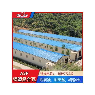 钢塑复合瓦 钢塑耐腐板 江苏镇江厂房防腐瓦耐高温