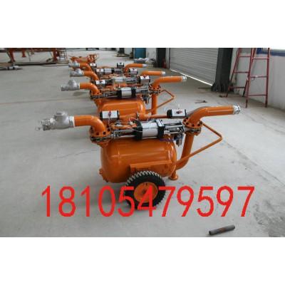气动清淤排污泵配件产品