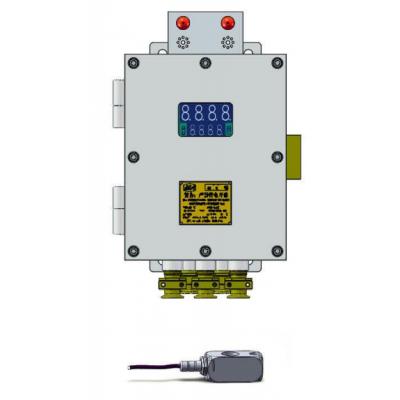供应ZCW8-Z矿用隔爆兼本安型温度巡检装置主机