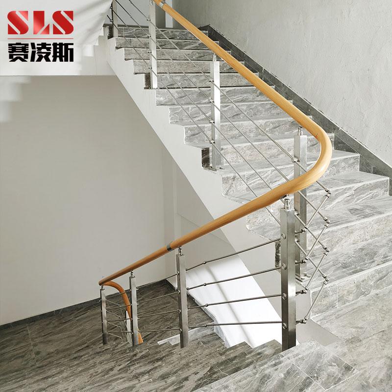 不锈钢钢板立柱 工程玻璃立柱 楼梯扶手护栏栏杆