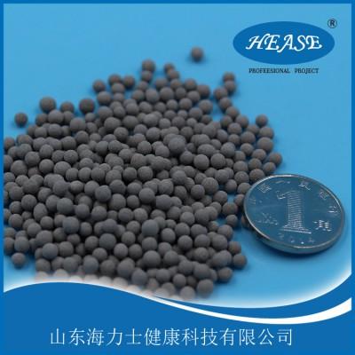 灰色碱性球/碱性矿化球/净水过滤碱球