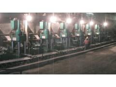 鑫源液压全自动海绵铁高密压块机还原铁生产线压出饼块密度高l