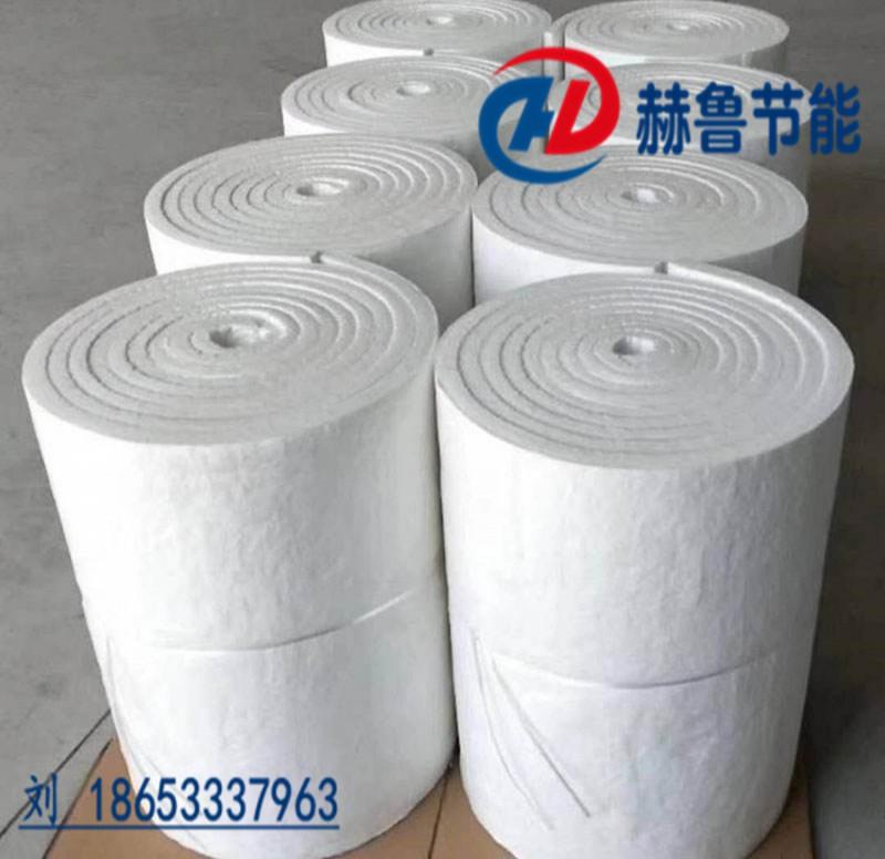 加热炉管填塞密封毯加热炉密封填塞用硅酸铝陶瓷纤维毯
