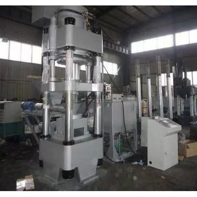 成都全自动稀土压块机鑫源液压可根据用户材料性质定制l